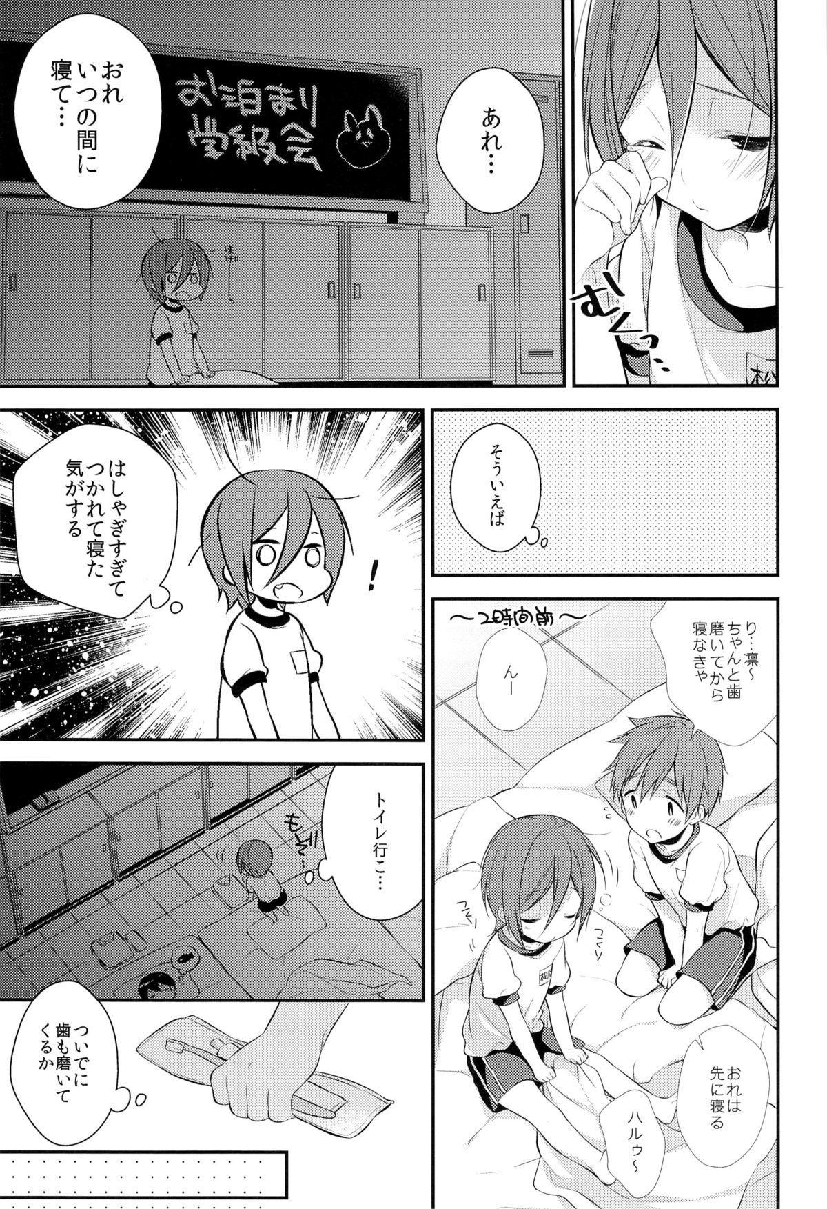 Rin-chan o Goshigoshi Suru Hon 4