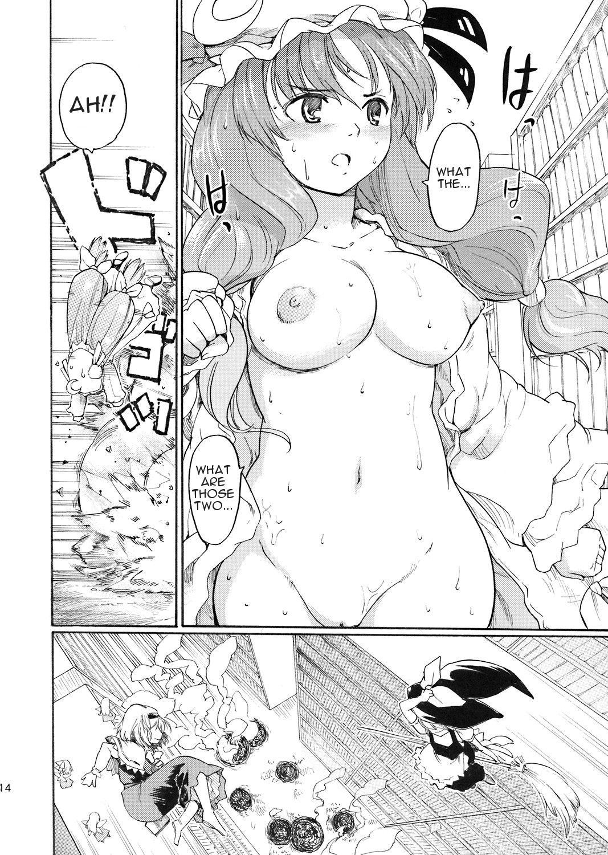 Touhou Ukiyo Emaki Patchouli Knowledge 10