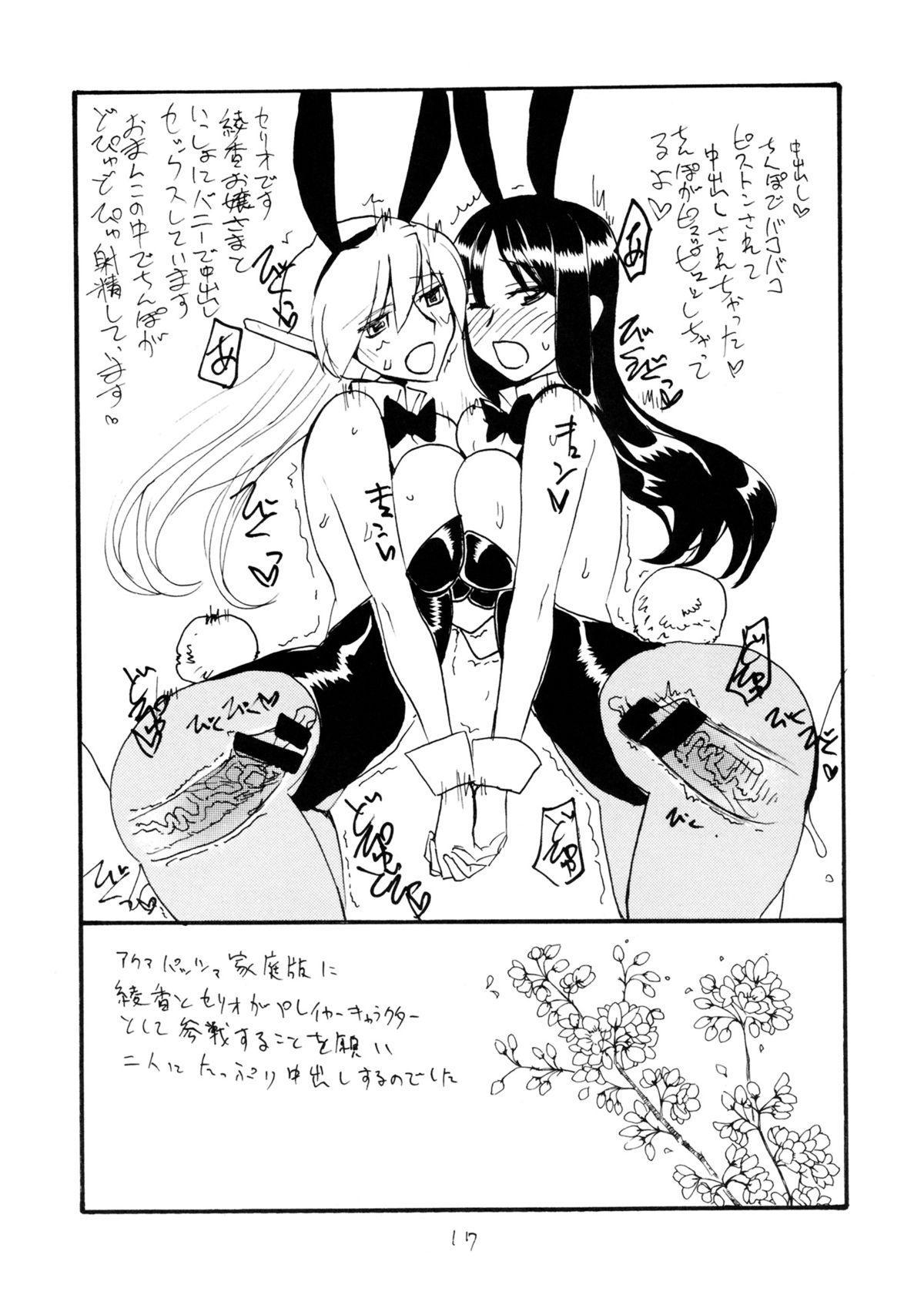 Natsu no Bunny 15