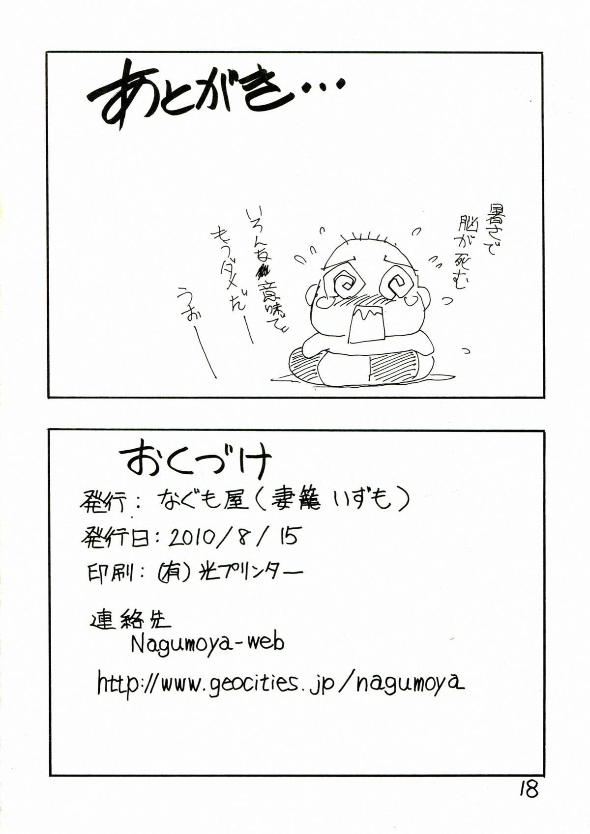 Sora ni Taiyou ga Aru Kagiri 17