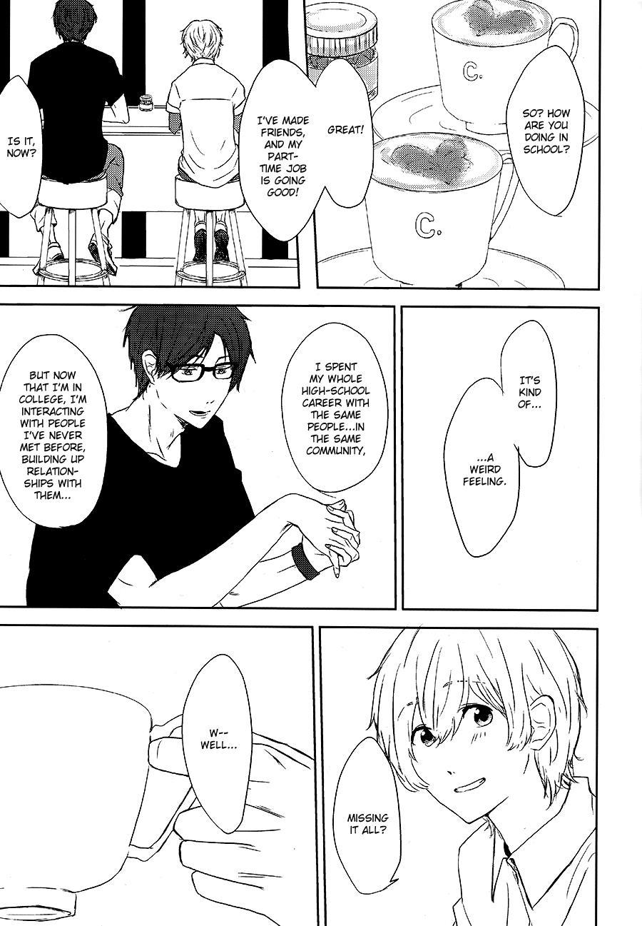 Daigakusei ni Narimashita. | I'm a College Student 6