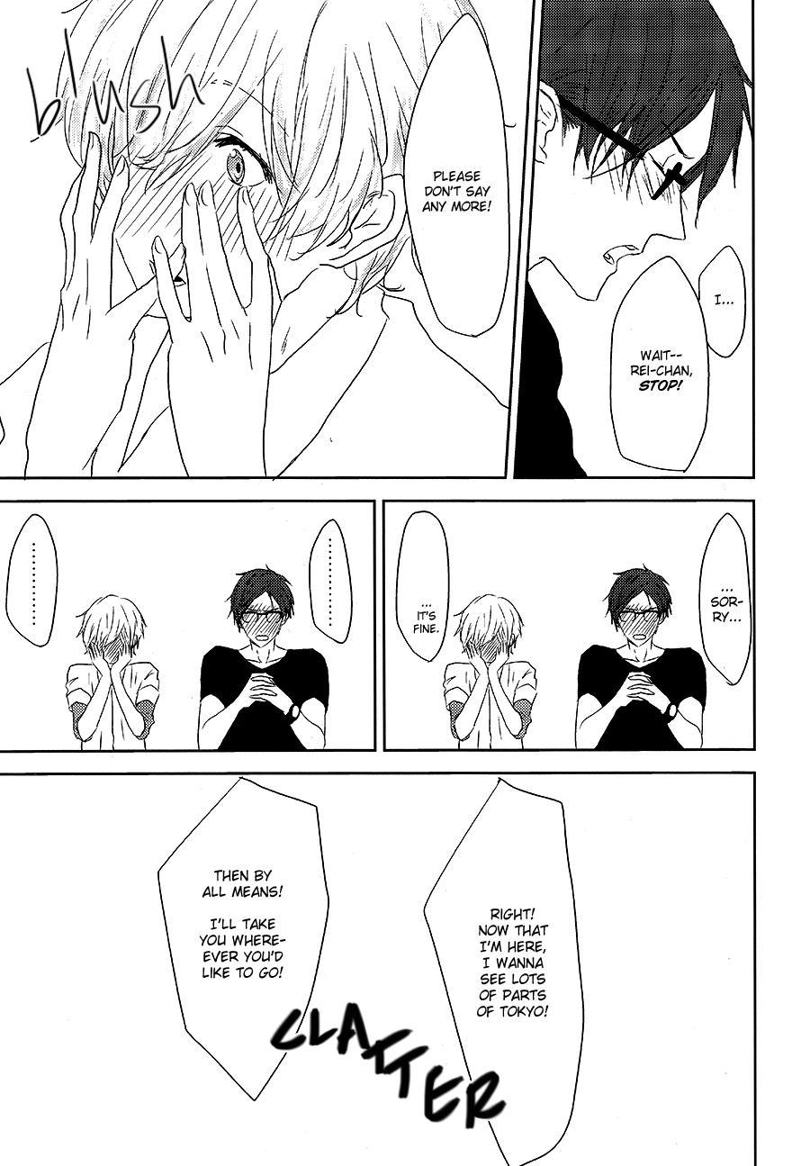 Daigakusei ni Narimashita. | I'm a College Student 8