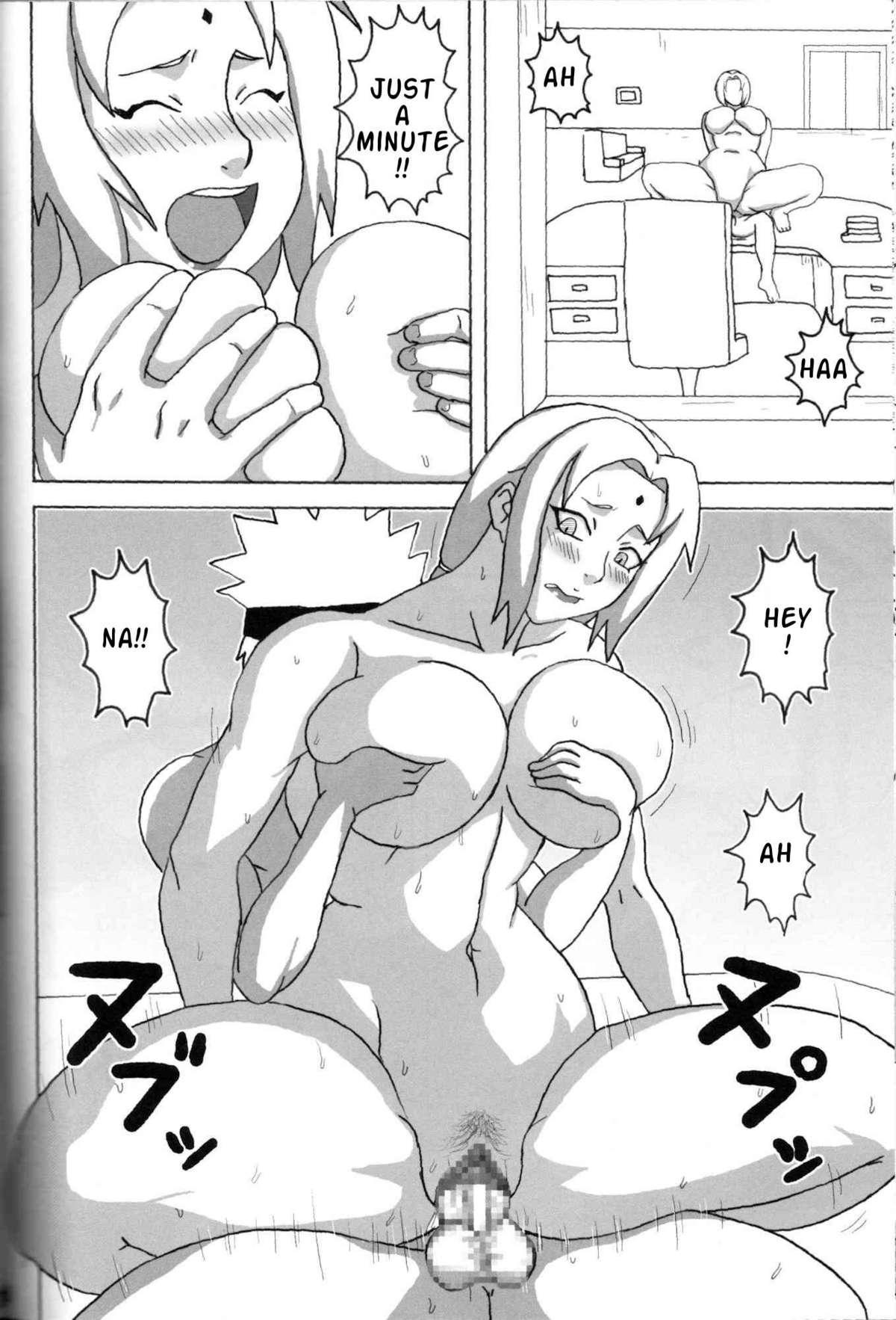 Kyonyuu no Ninja Chichikage | Chichikage Huge Breasted Ninja 30