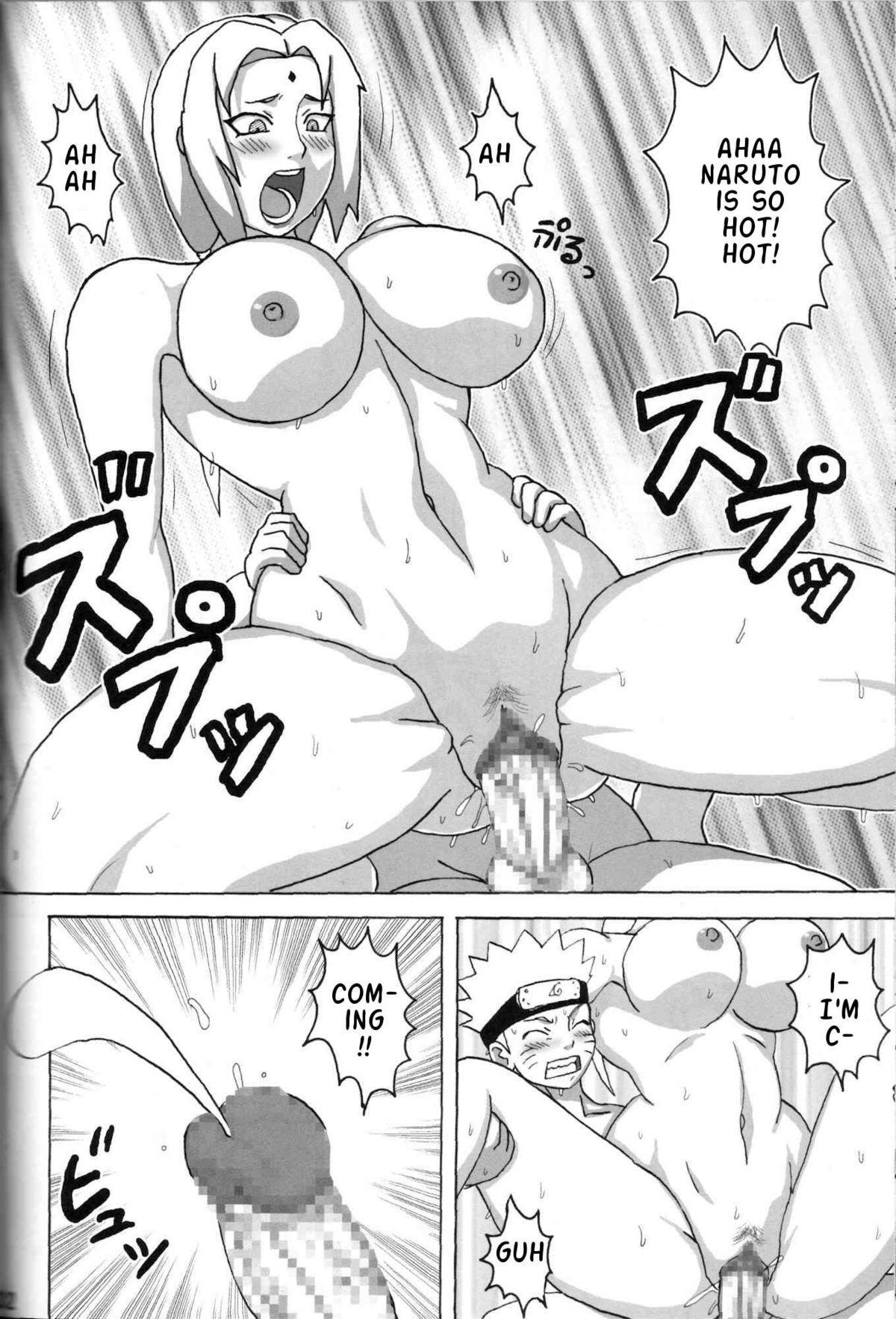 Kyonyuu no Ninja Chichikage | Chichikage Huge Breasted Ninja 32