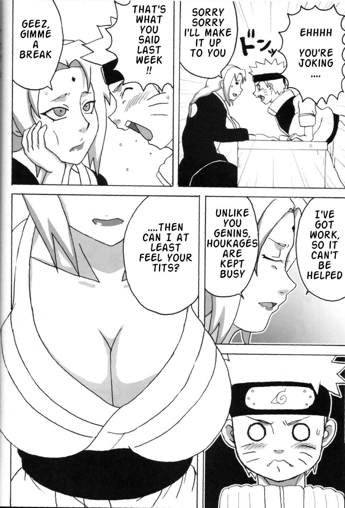 Kyonyuu no Ninja Chichikage | Chichikage Huge Breasted Ninja 4