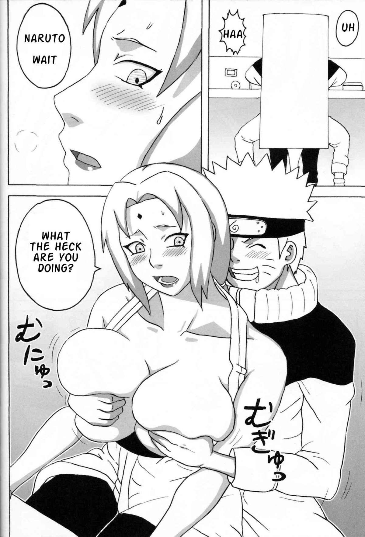 Kyonyuu no Ninja Chichikage | Chichikage Huge Breasted Ninja 8