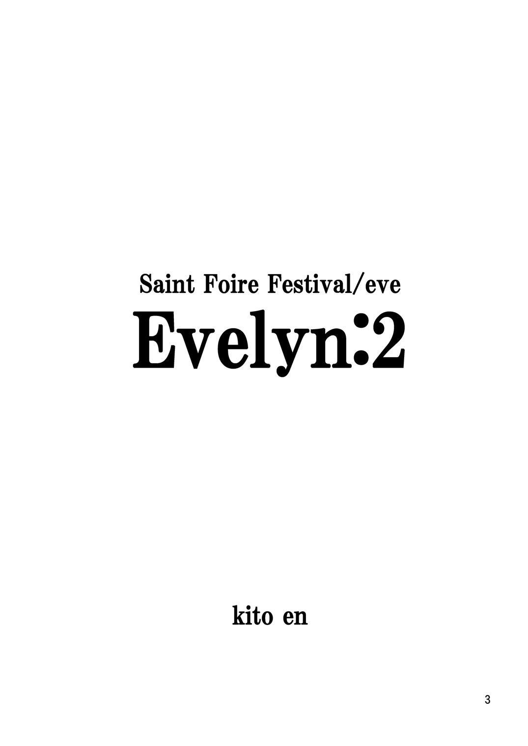 Saint Foire Festival Eve Evelyn:2 1