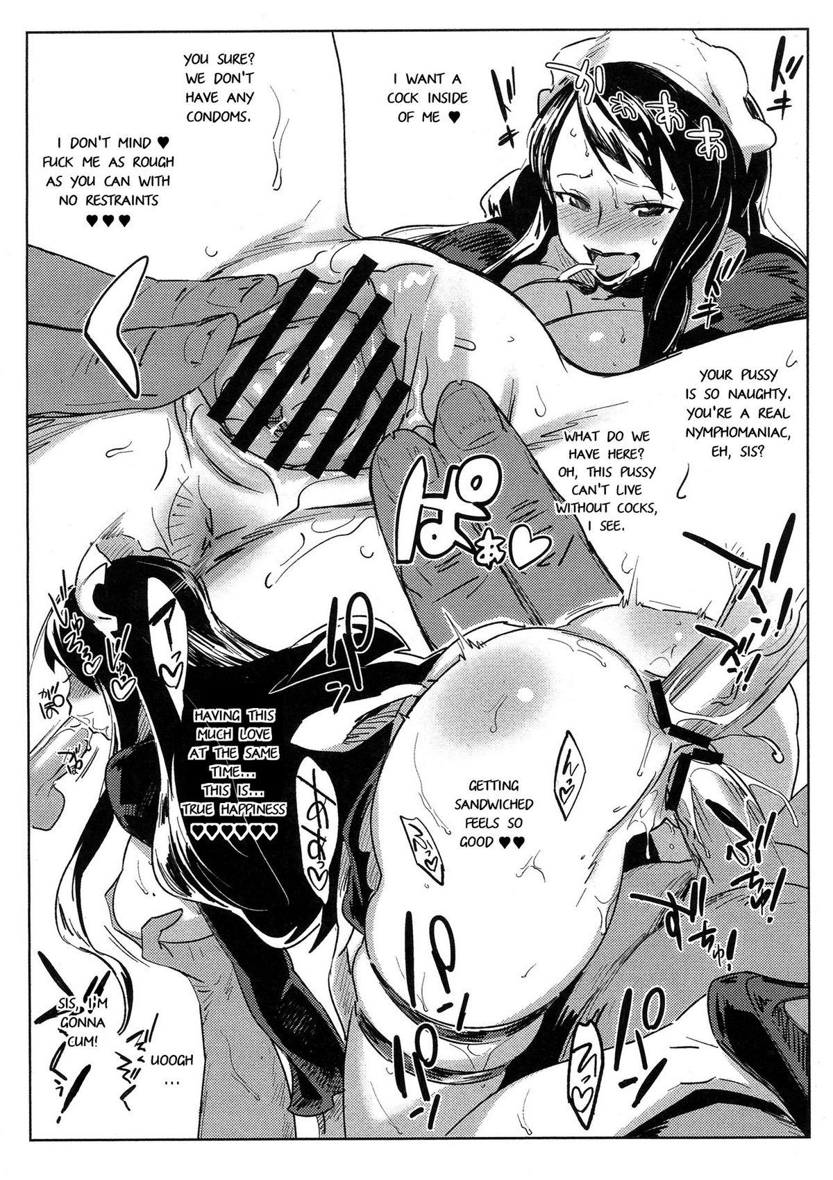 C83 Kaijou Gentei Orihon Baby 5-san wa Yarasero to Tanomeba Kotowarenai Seikaku. 2