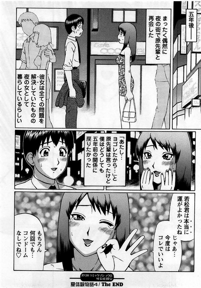 Comic Masyo 2005-10 21