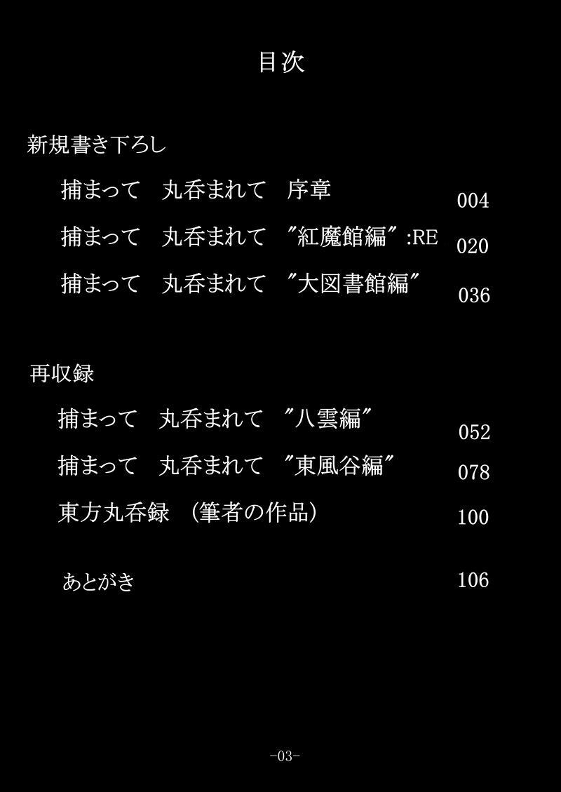 Tsukamatte Marunomarete 2