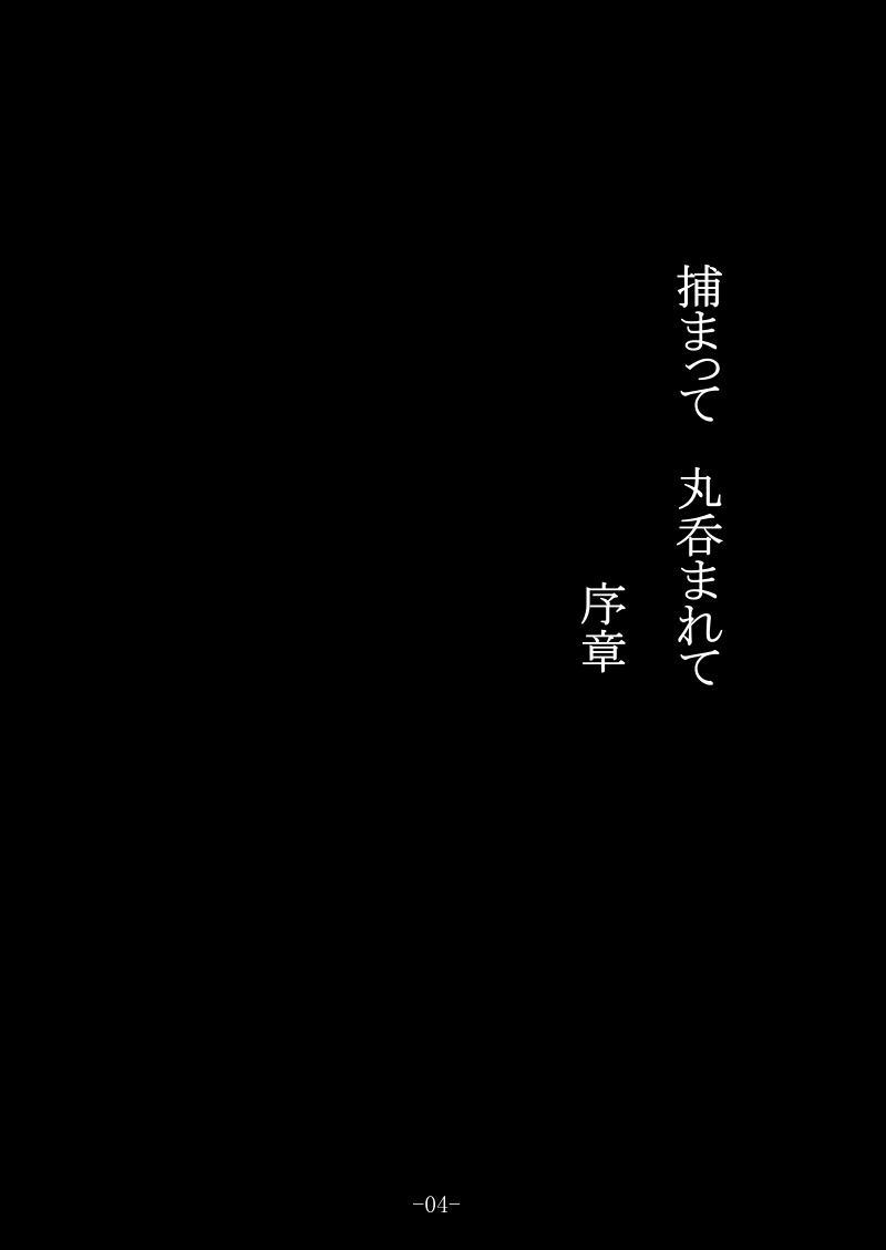 Tsukamatte Marunomarete 3