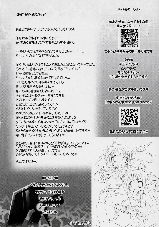 Mahou Shoujo to Oniichan Nano-! 18