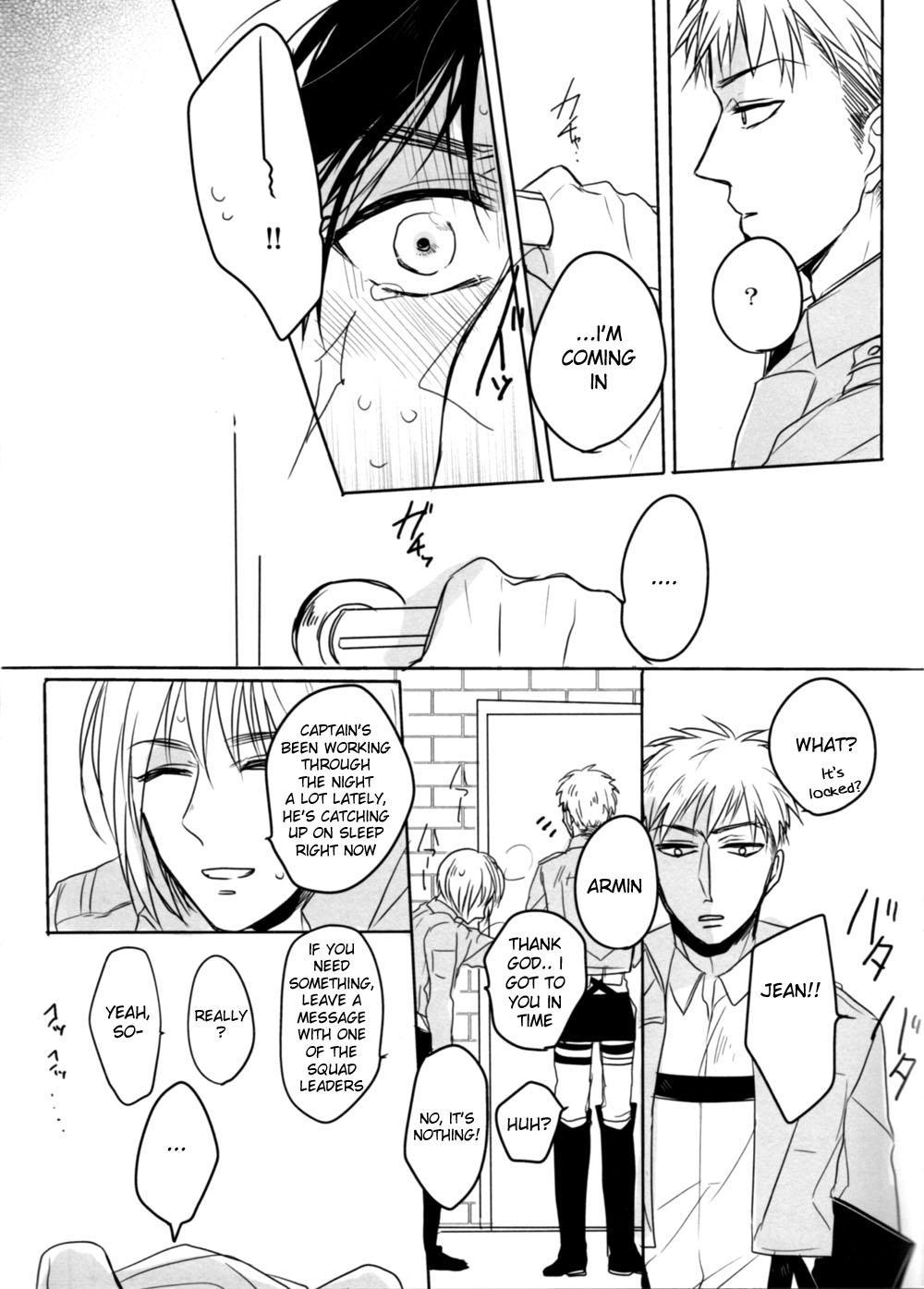 [Dictionary] O-souji Eren-kun to Levi-san (Shingeki no Kyojin) [English] (Moy Moe Scanlations) 11