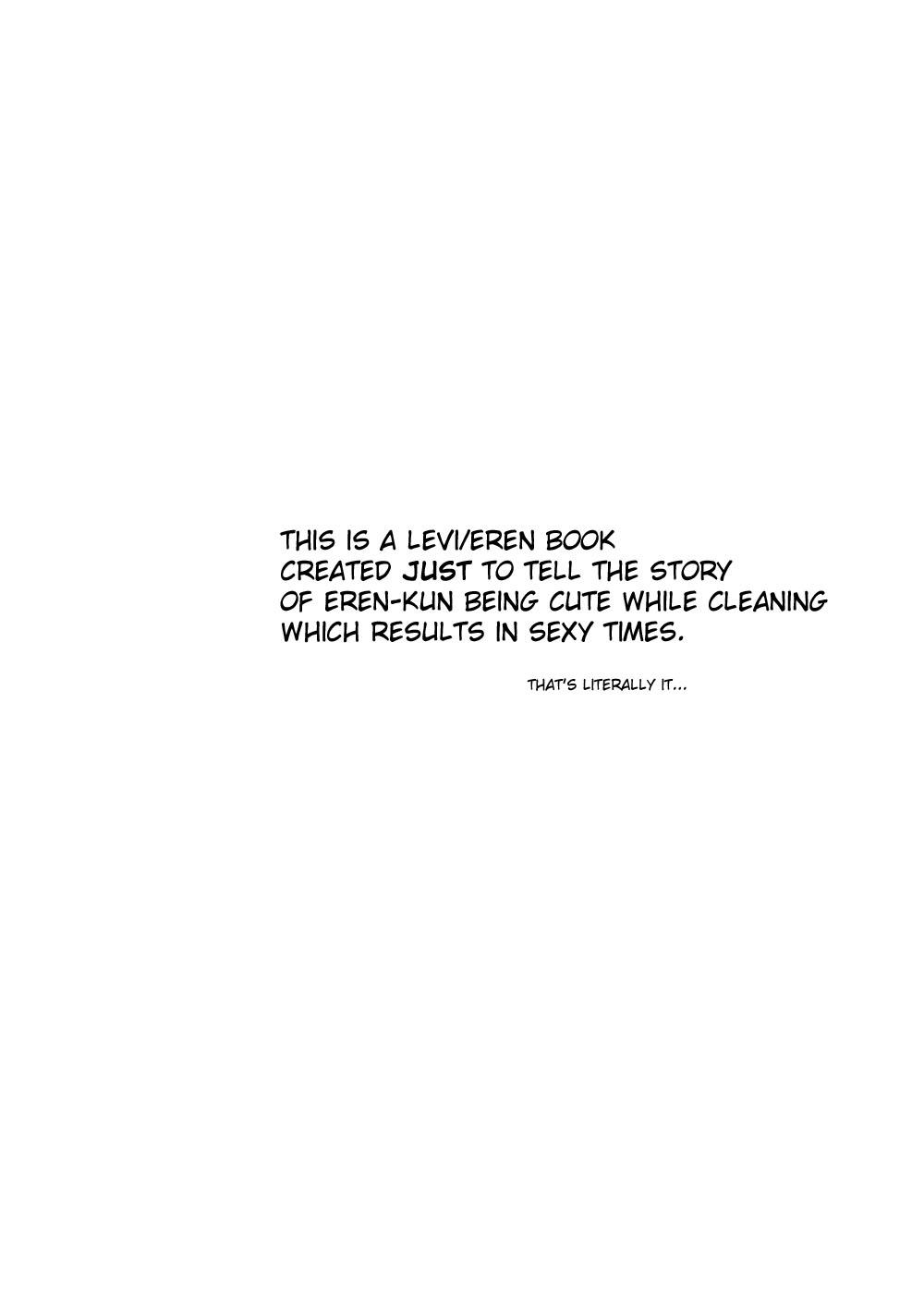 [Dictionary] O-souji Eren-kun to Levi-san (Shingeki no Kyojin) [English] (Moy Moe Scanlations) 3
