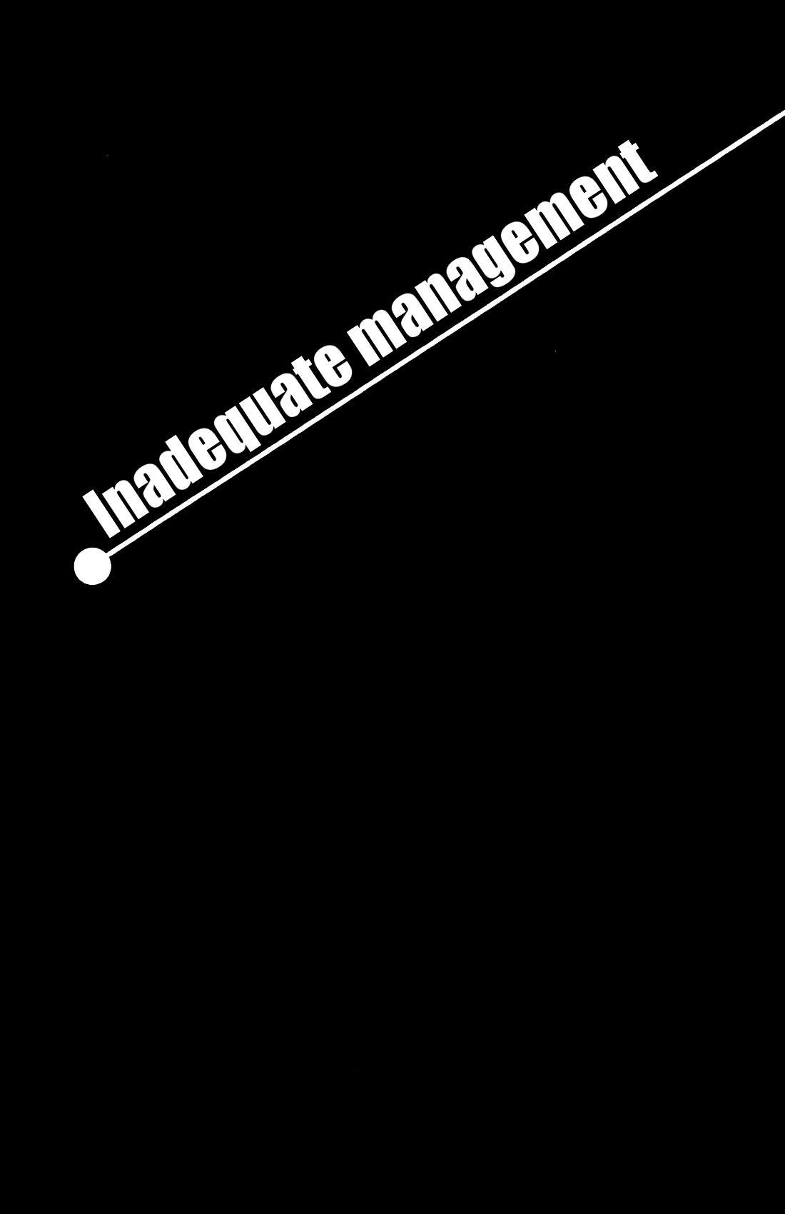 Kanri Fujuubun | Inadequate Management 19