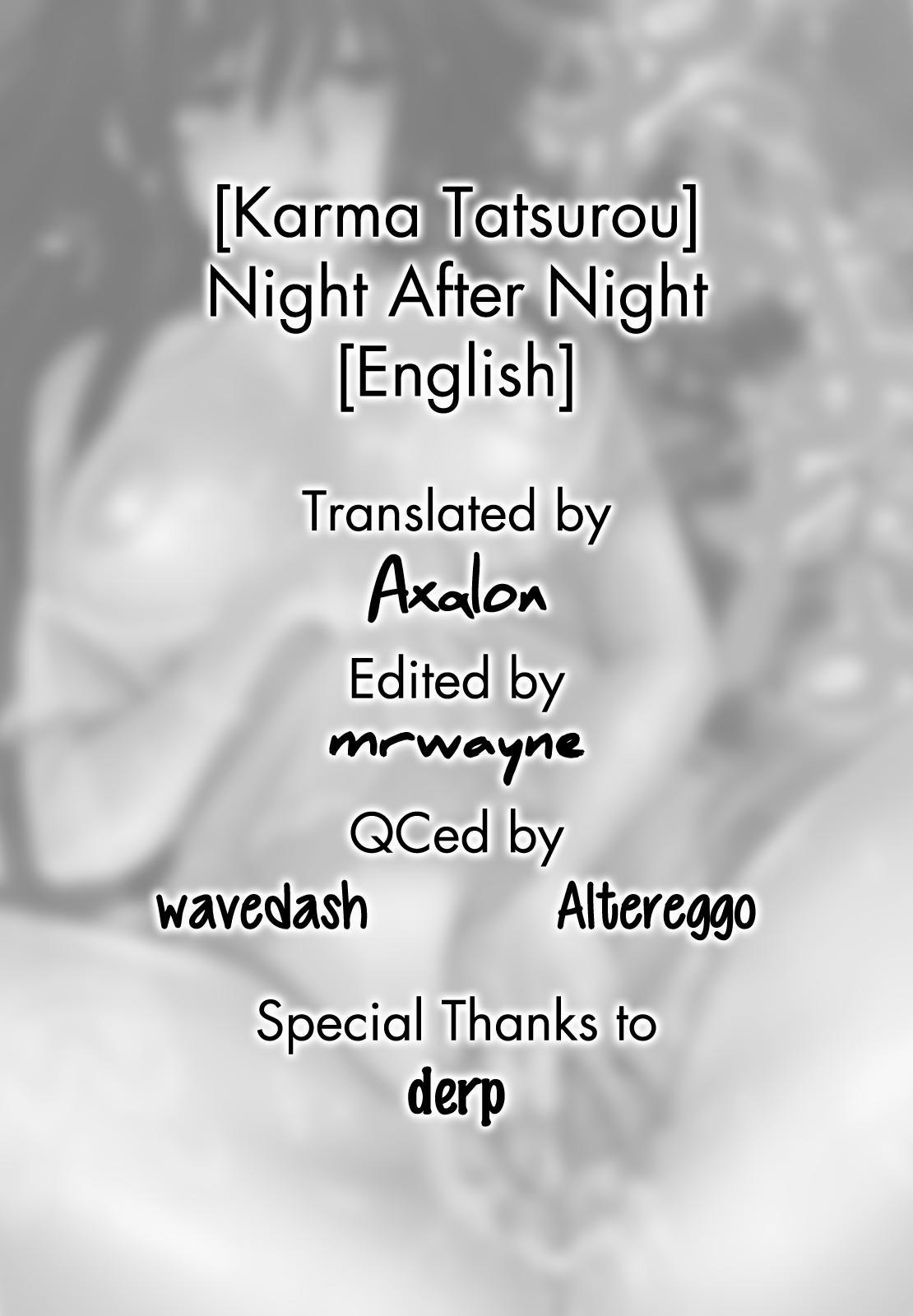 Yonayona | Night After Night Ch. 1-9 132