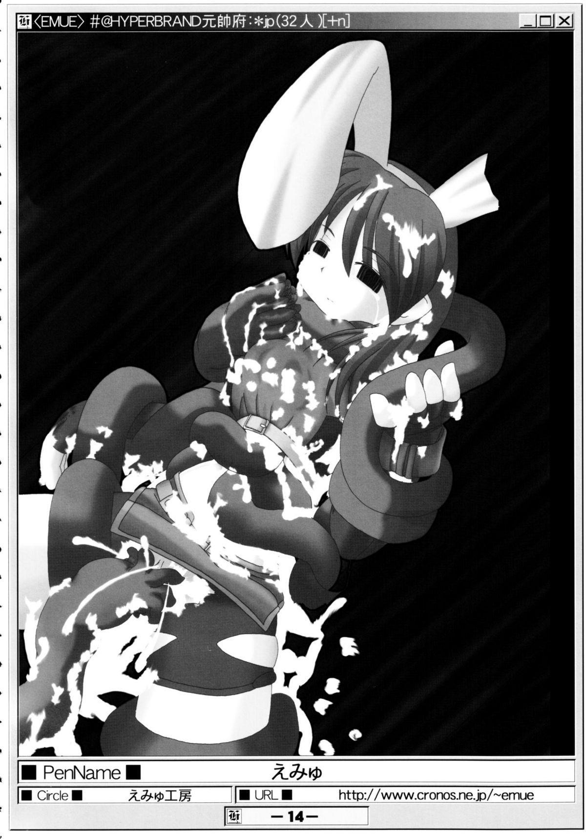 (Puniket 07) [HYPER BRAND (Deden, Ishihara Masumi, Kawamura Yasuhito)]  (Ragnarok Online) 12