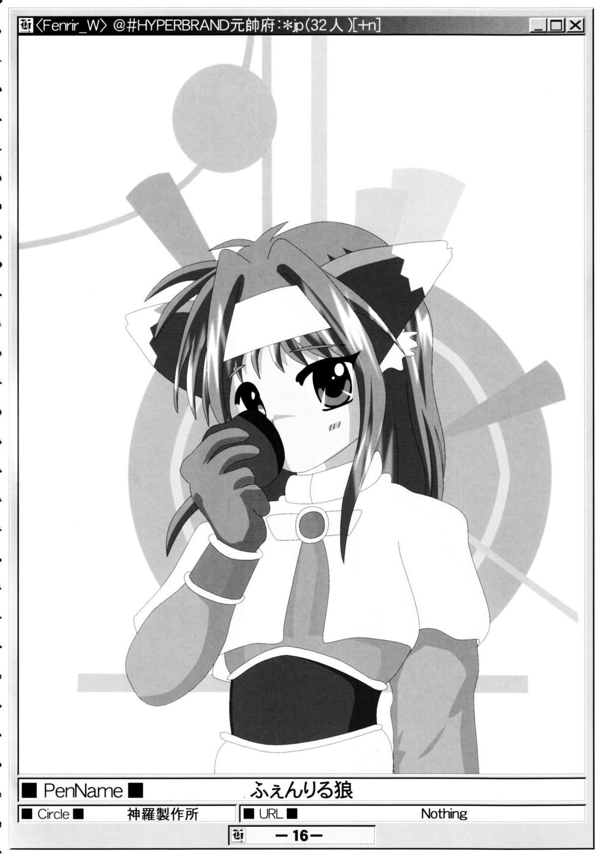 (Puniket 07) [HYPER BRAND (Deden, Ishihara Masumi, Kawamura Yasuhito)]  (Ragnarok Online) 14