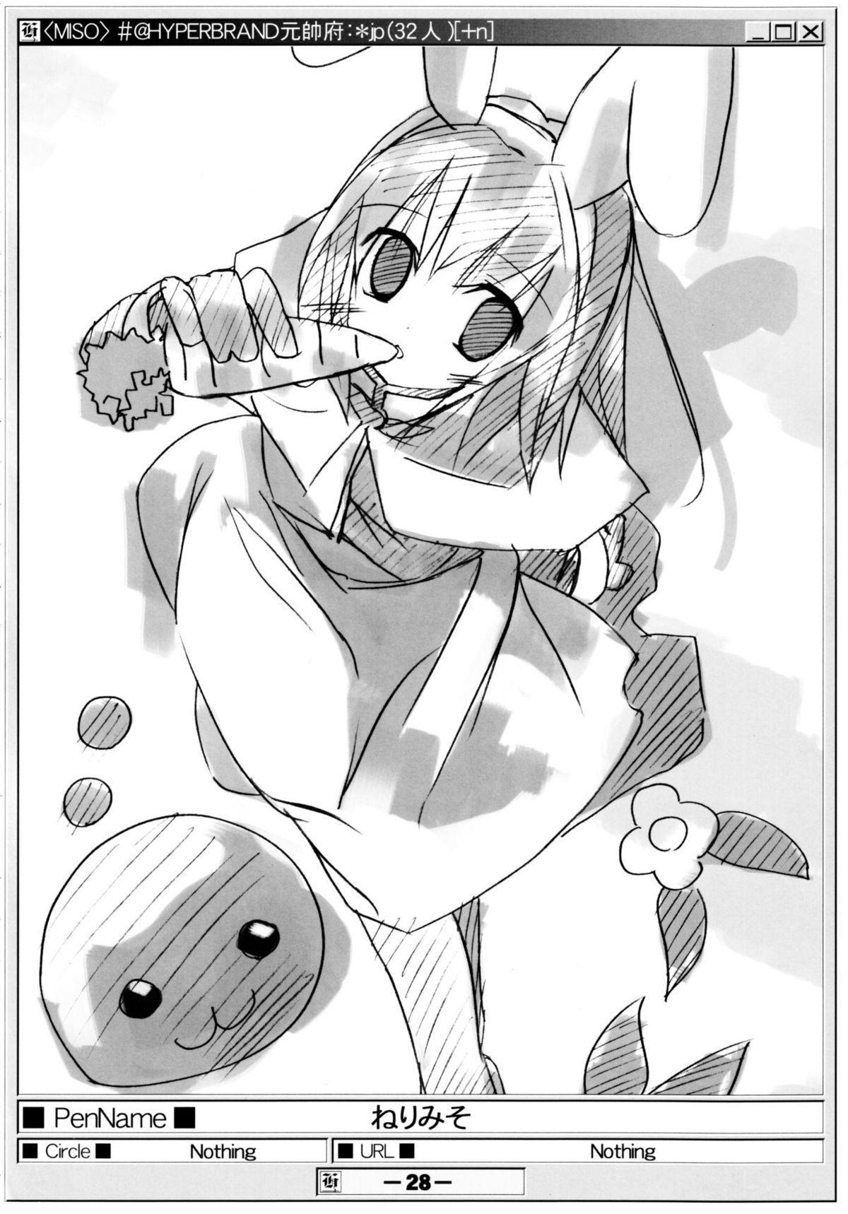 (Puniket 07) [HYPER BRAND (Deden, Ishihara Masumi, Kawamura Yasuhito)]  (Ragnarok Online) 26