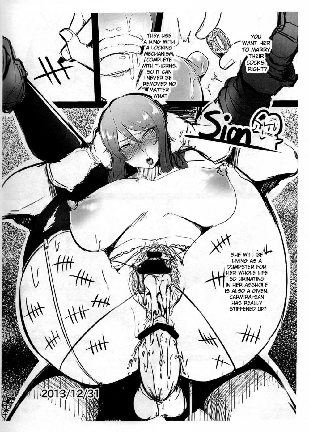 Karin to ShiroNatsume 28