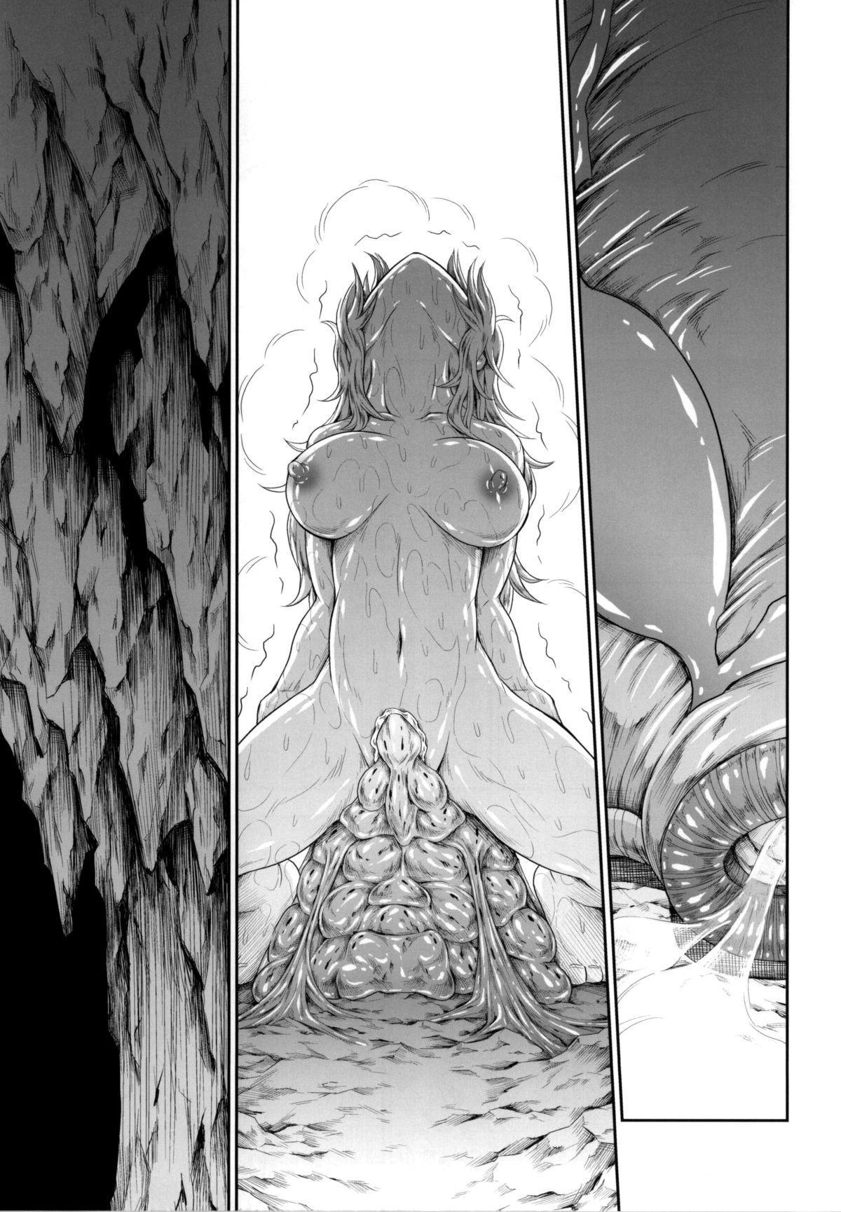 Solo Hunter no Seitai 4 The third part 28