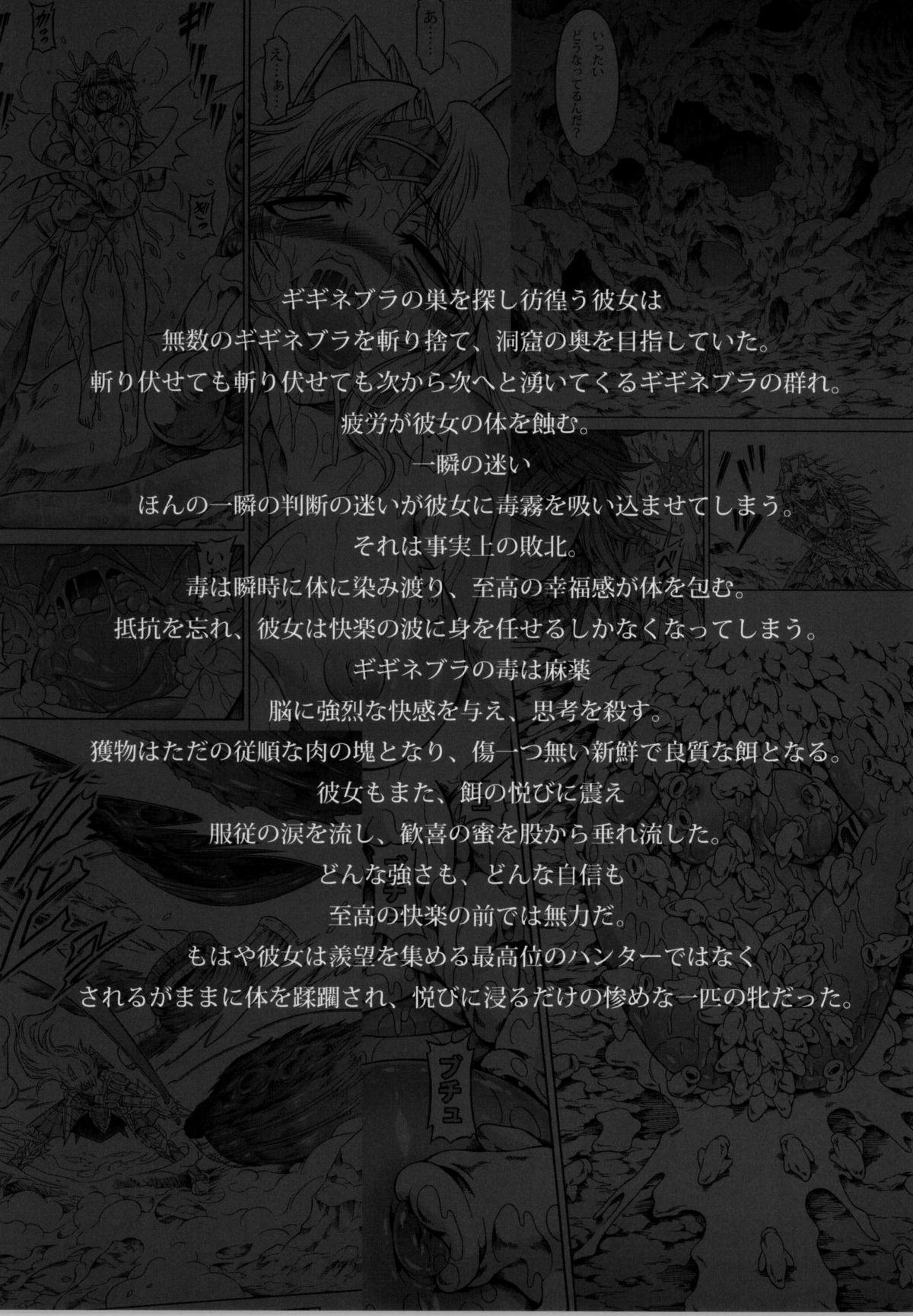 Solo Hunter no Seitai 4 The third part 4
