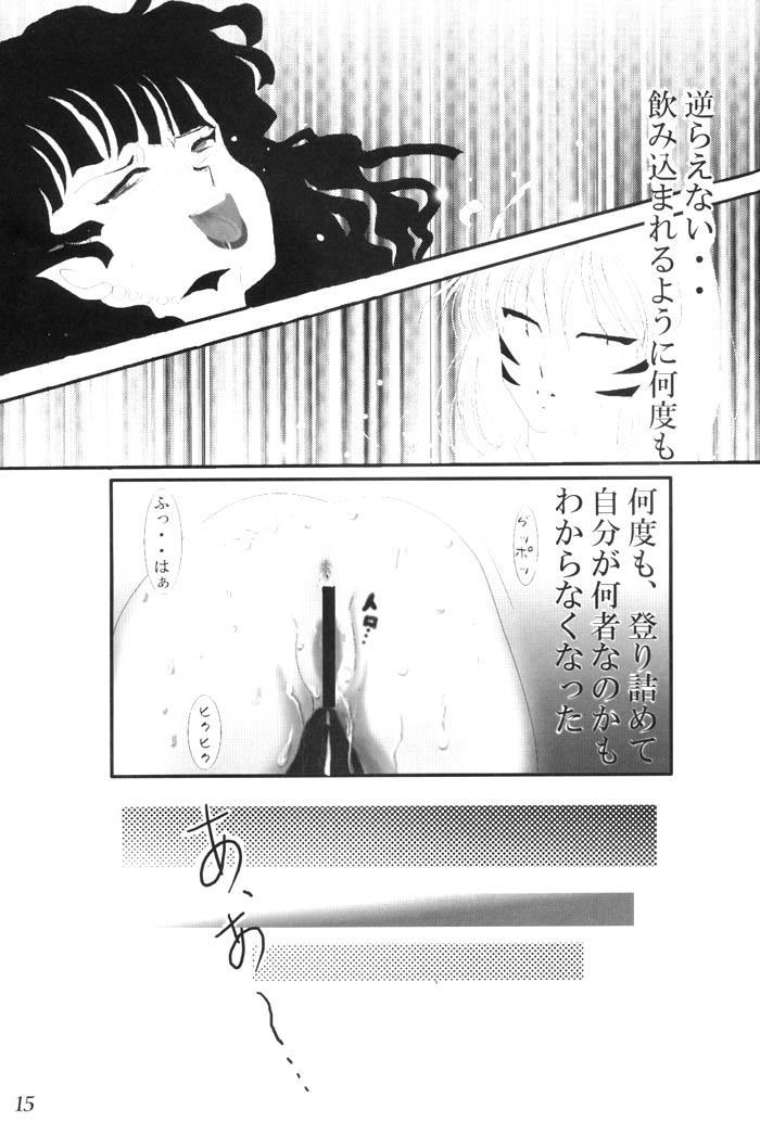 Yami no Toriko 15