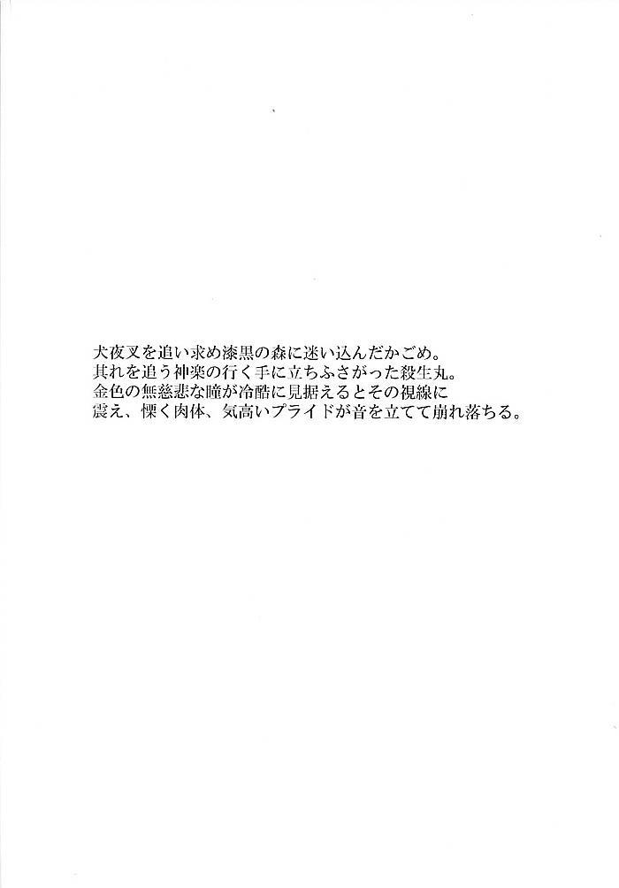 Yami no Toriko 17