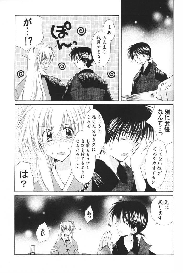 Hoshi no furitsumoru yoru ni 14