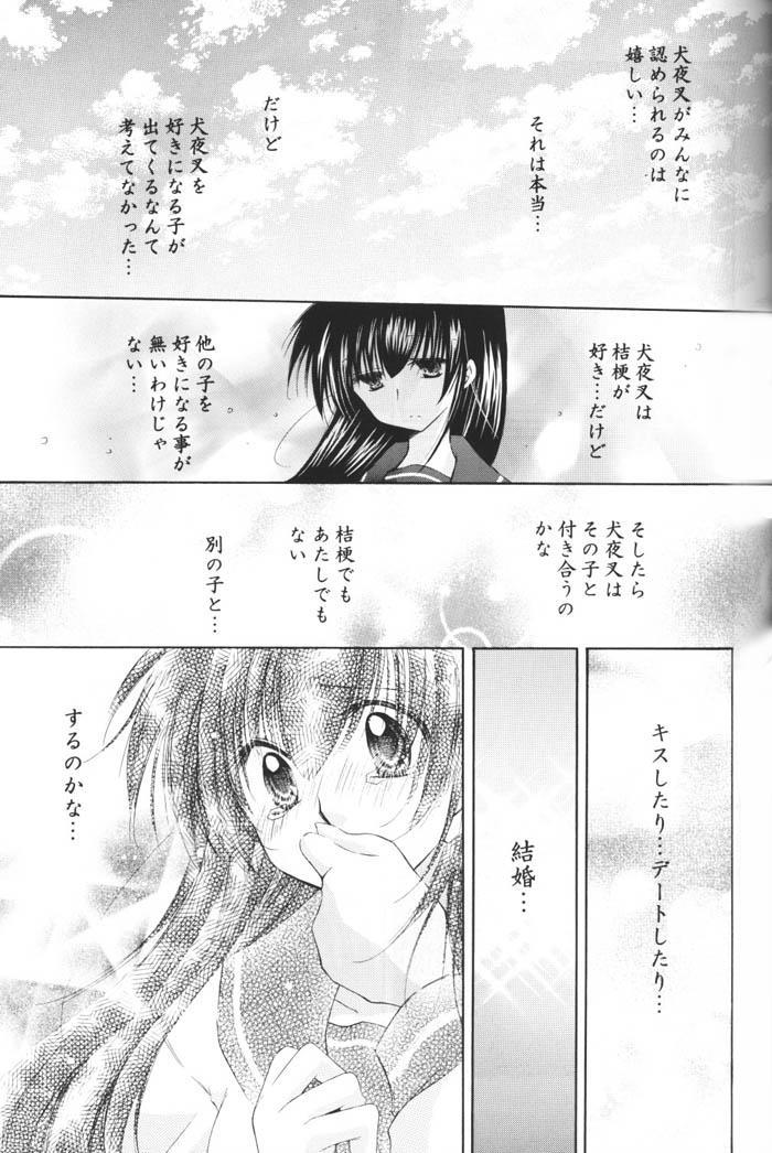 Hoshi no furitsumoru yoru ni 26