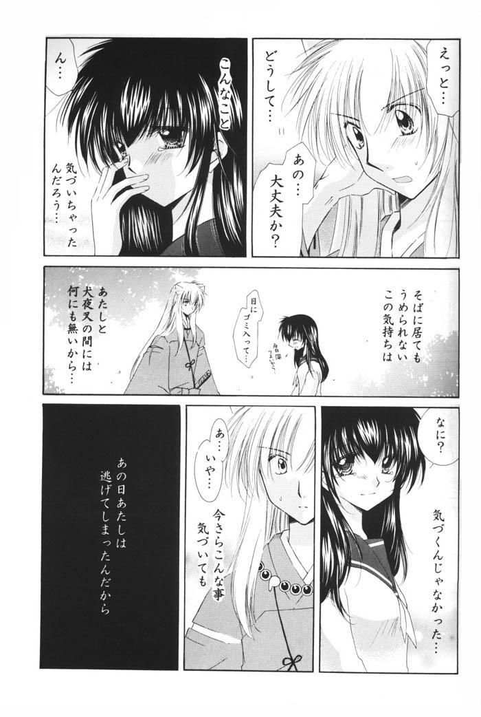 Hoshi no furitsumoru yoru ni 28