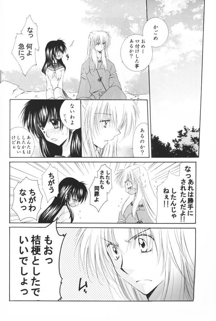 Hoshi no furitsumoru yoru ni 29