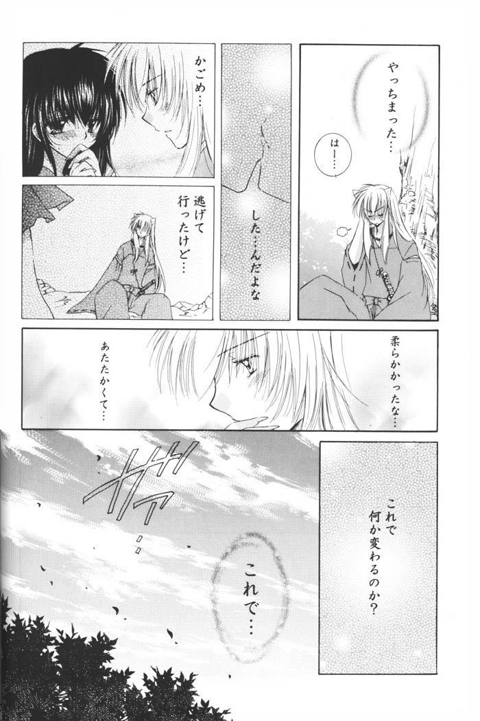 Hoshi no furitsumoru yoru ni 33