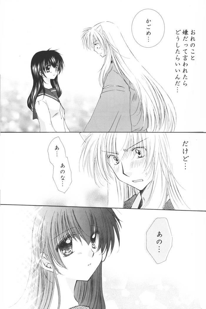 Hoshi no furitsumoru yoru ni 44