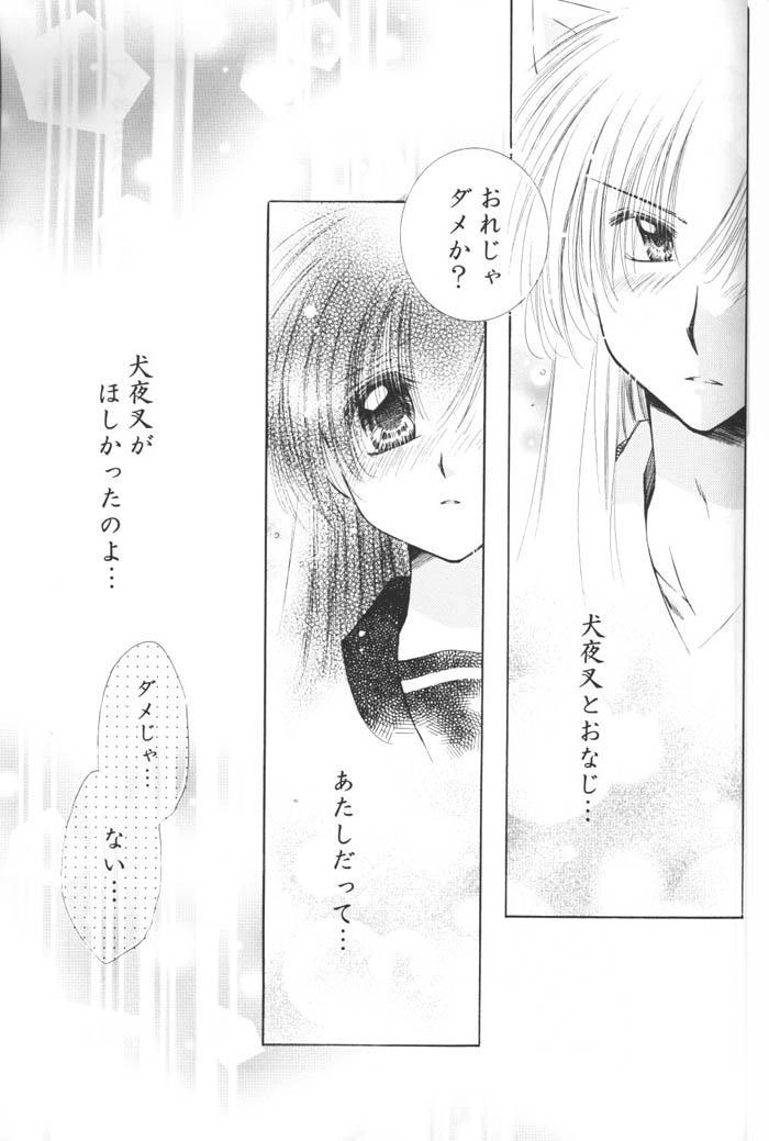 Hoshi no furitsumoru yoru ni 48