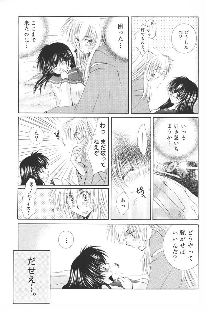Hoshi no furitsumoru yoru ni 52