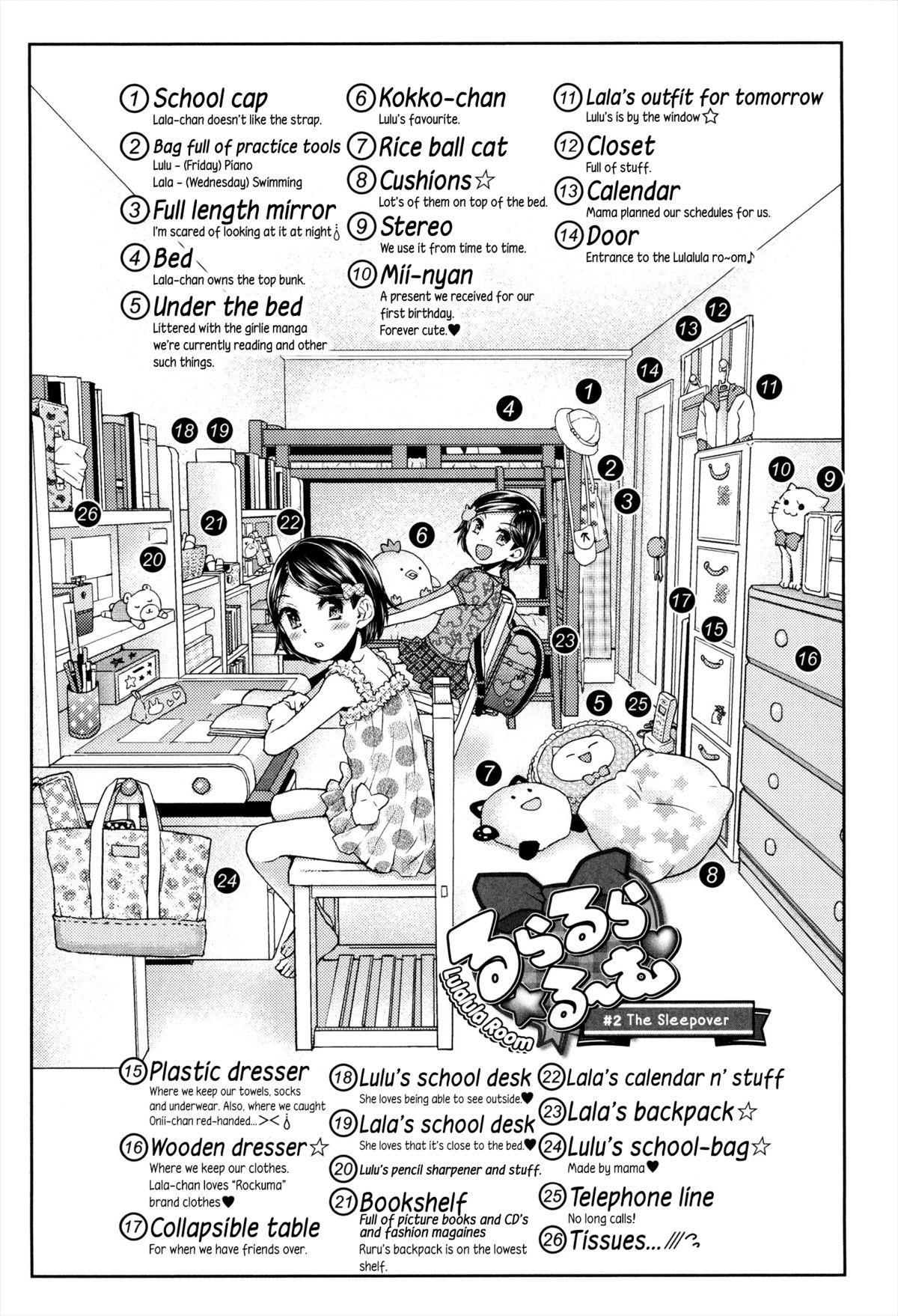 Lulalula☆Room Ch.1-3.1 24