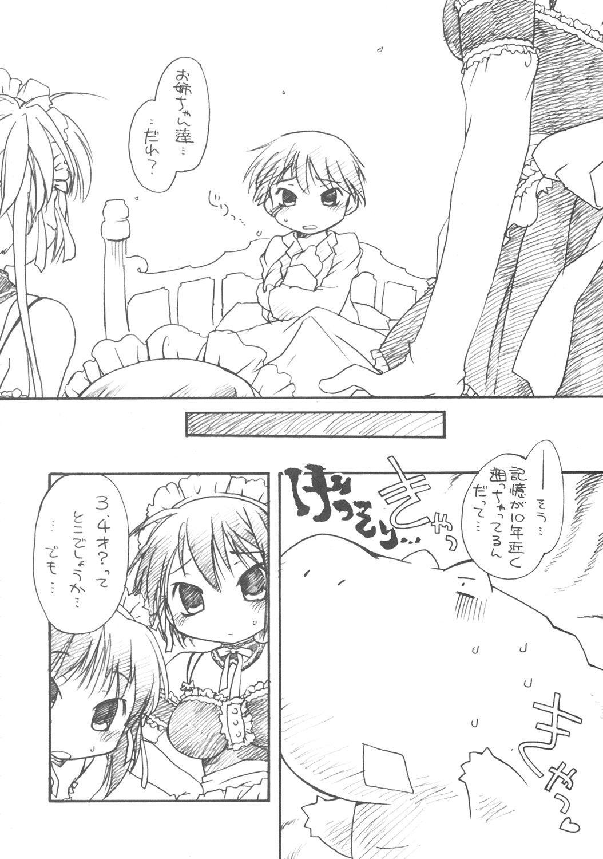 Goshujin-sama wa Kiokusoushitsu!? 4