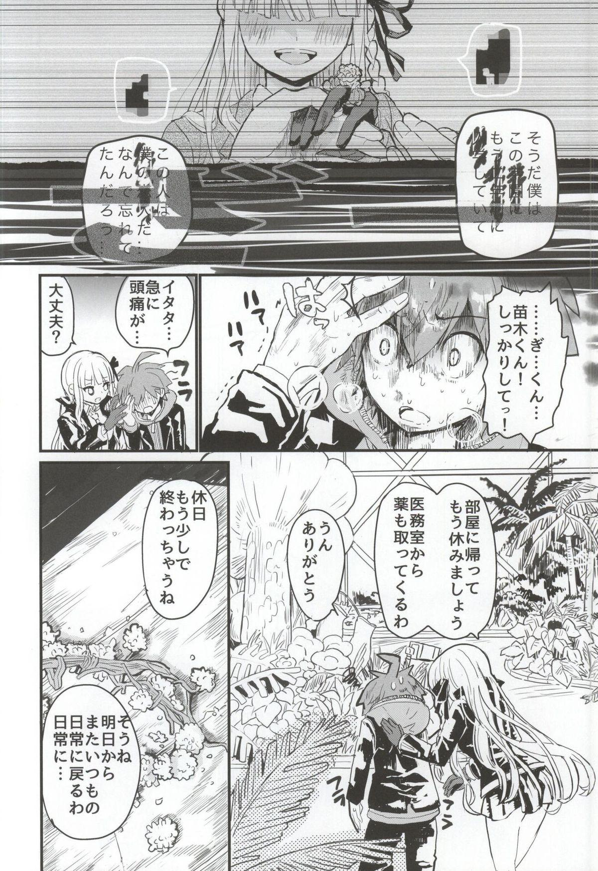 Kirigiri-san to Issho ni School Mode 22