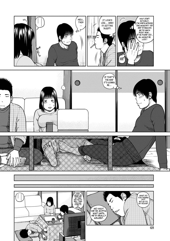 [Kuroki Hidehiko] 36-sai Injuku Sakarizuma | 36-Year-Old Randy Mature Wife [English] {Tadanohito} [Digital] 44
