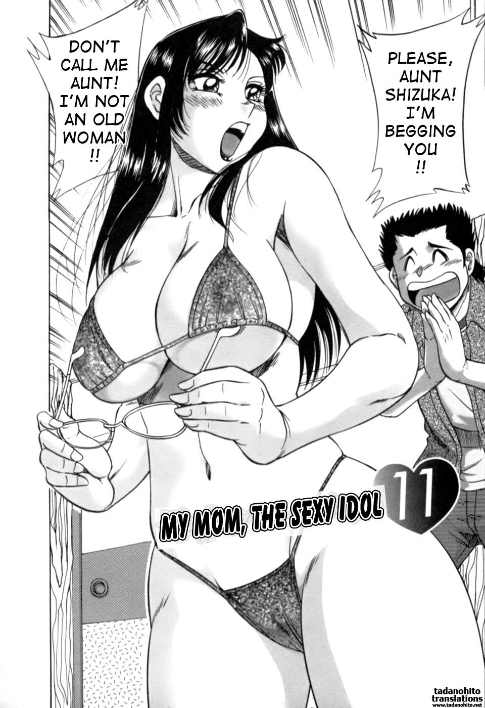 Haha wa Sexy Idol 2   My Mom, The Sexy Idol 2 126
