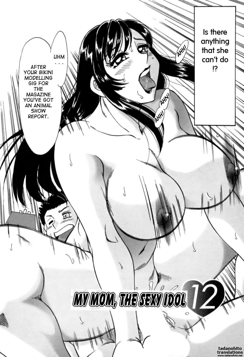 Haha wa Sexy Idol 2   My Mom, The Sexy Idol 2 146