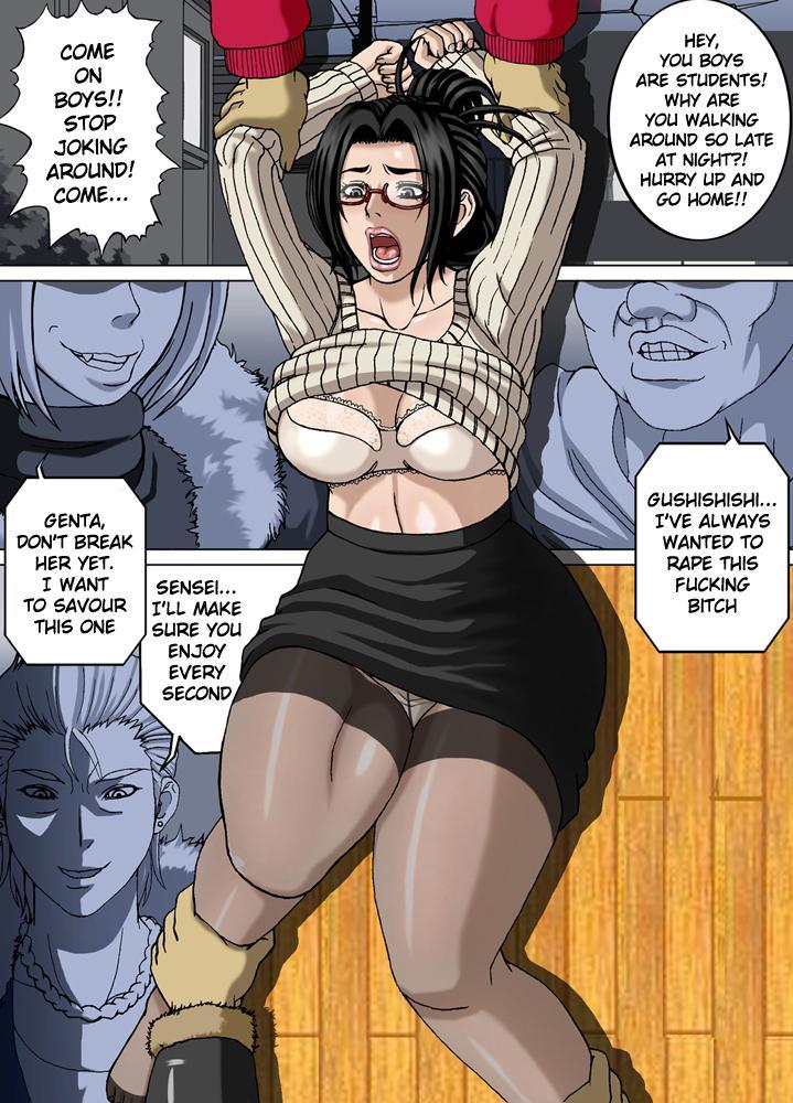 Reijyuu Onnakyoushi | Slave Lady Teacher 1