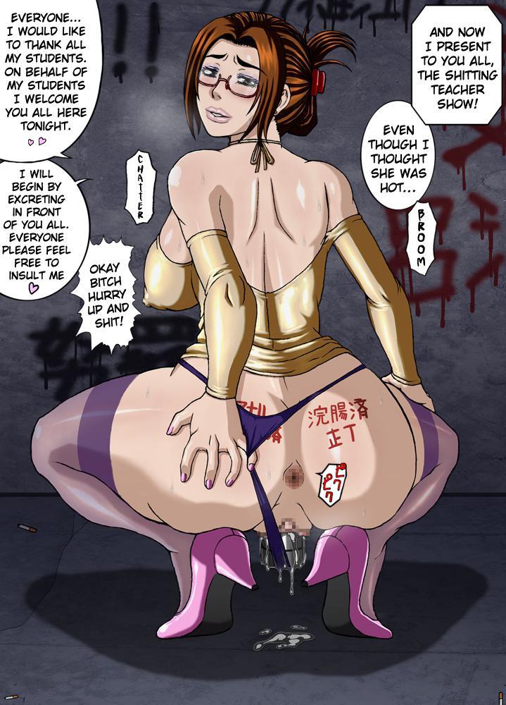 Reijyuu Onnakyoushi | Slave Lady Teacher 50