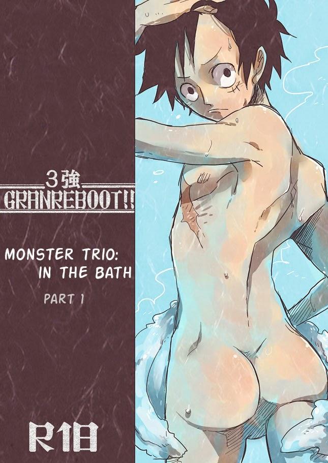 Monster Trio: In The Bath 0