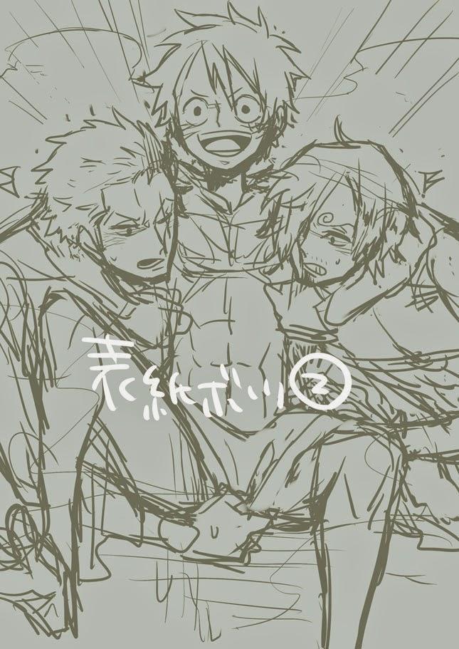 Monster Trio: In The Bath 23
