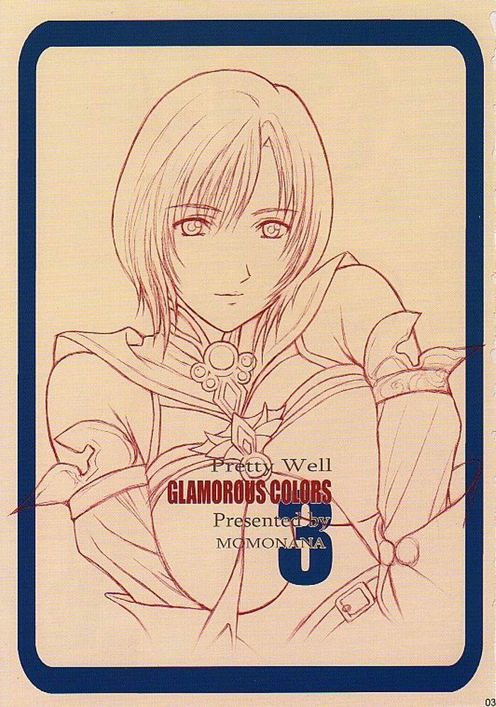 Glamorous Colors 3 1