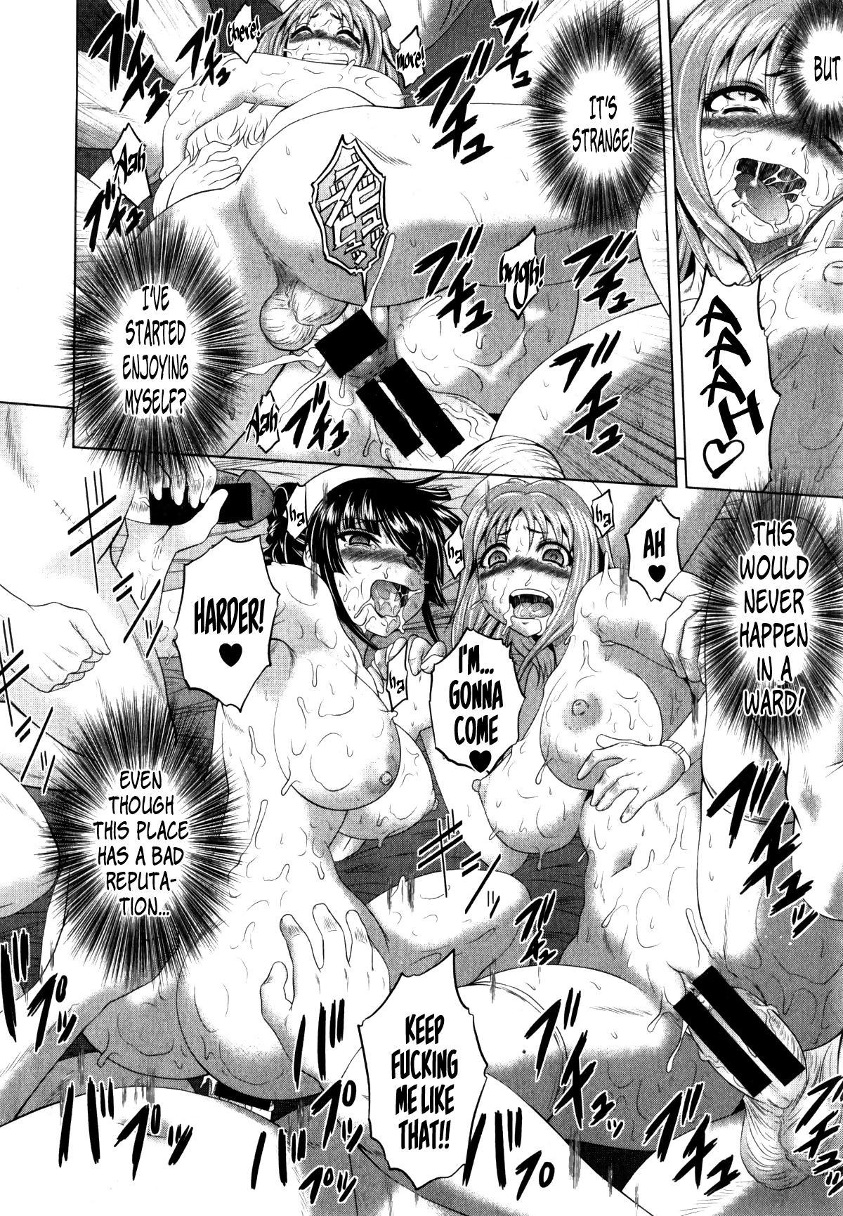 [Kaname Aomame] Youkoso Yosakura Byouin e - Kuroi Nurse no Nichijou   Welcome to Yosakura Hospital - The Daily Life of Nurse Kuroi (COMIC Shingeki 2014-11) [English] [B.E.C. Scans] 39