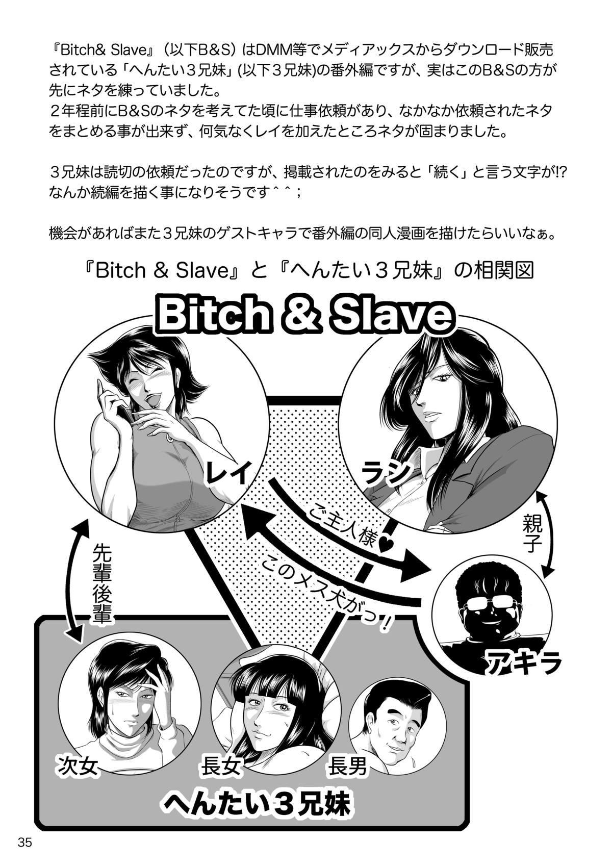 Bitch & Slave 36