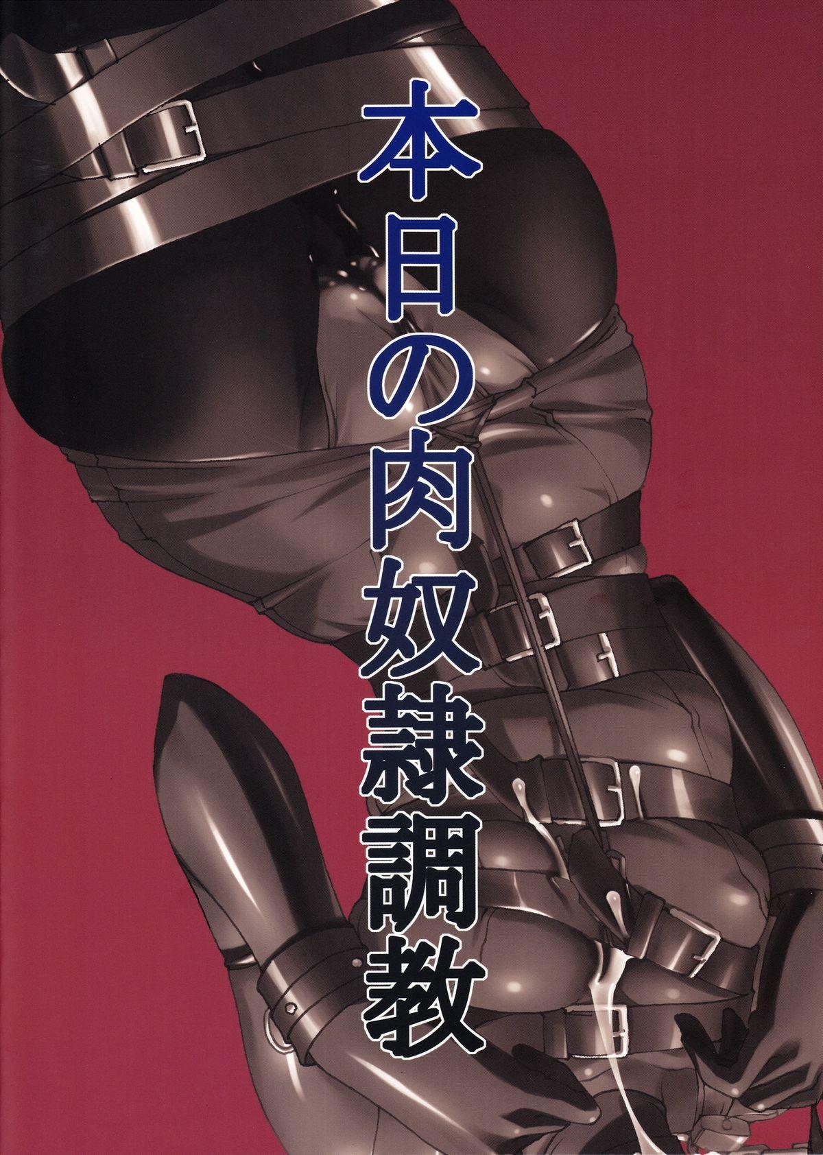 Honjitsu no Nikudorei Choukyou 17